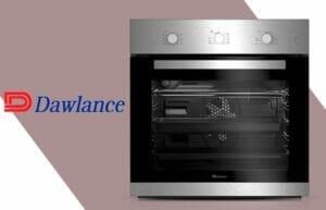 Dawlance baking oven