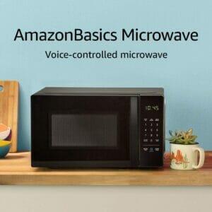 Amazon Basic Microwave