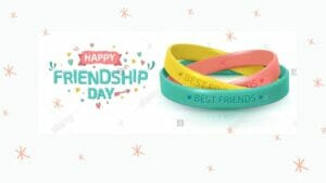 Friendship Wrist Bands