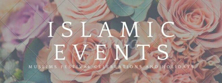 Islamic Events