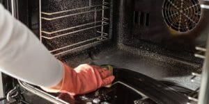 Keep your oven clean