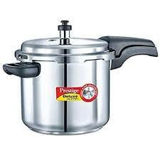 Steel cooker