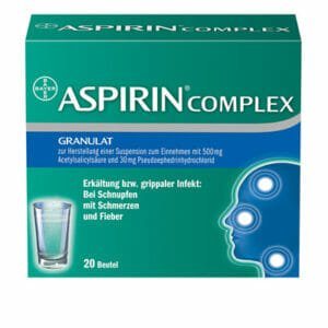 ASPRIN COLD AND FEVER