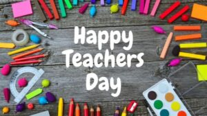 Teacher's Day Pictures