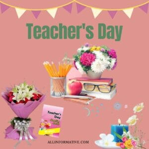 Flowers | Teacher's Day Wishes