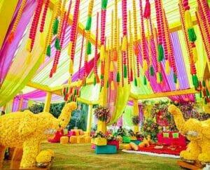 Mehndi tradition