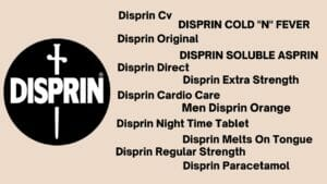 Types of Disprin