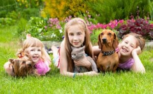 Pets for Children