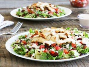 salads, chili or grill chicken.