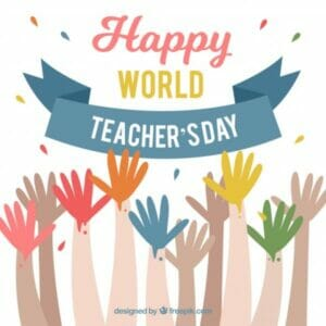 International Teacher's Day