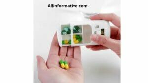 Mini Pill Reminder Alarm Box
