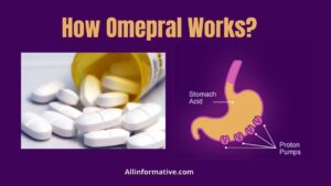How Omepral Works?