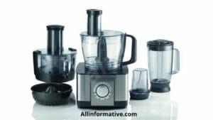 Food processor Kitchen Essentials List