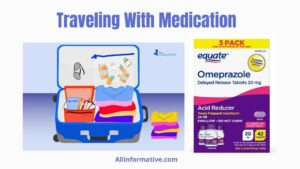 Traveling With Medication: