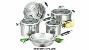 Few good pots and pans: