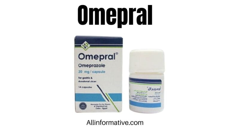 Omepral