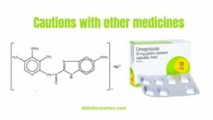 Cautions with other medicines