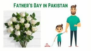 Father's Day in Pakistan