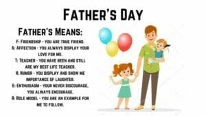Father's Means   Father's Day in Pakistan