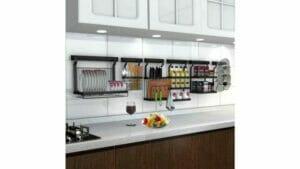 Kitchen/gallery organizer