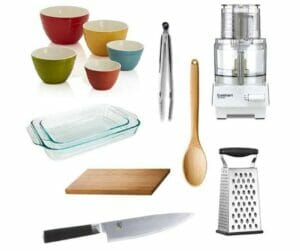 Basics Kitchen Essentials List