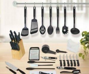 Kitchen Essential List Overview