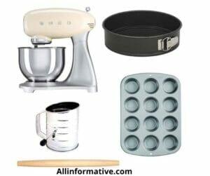 For baking Kitchen Essentials List
