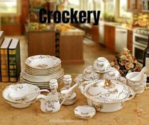 Online Crockery