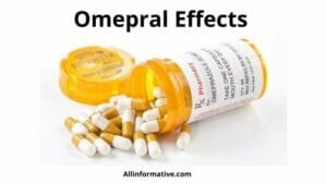 Omepral Effects