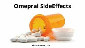 Omepral Side Effects