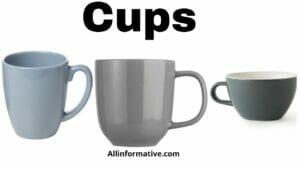 Cups Online Crockery
