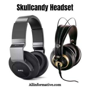 AKG Acoustics Headset