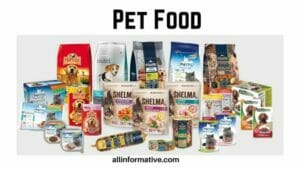 Pets Accessories in Food