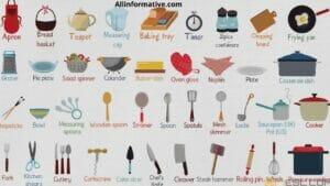 Kitchen Essentials List