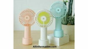 Portable Rechargeable Fan | Top AliExpress Products
