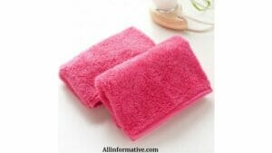 Towel for removing make-up