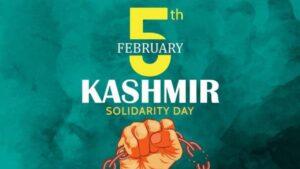 Kashmir Day