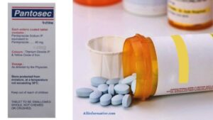 How to Store Pantosec 40 MG Tablet?