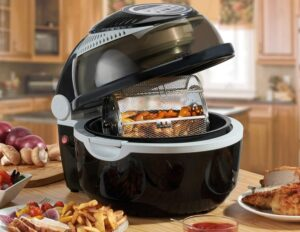 Cooks Professional LCD Screen Halogen Air Fryer Oven