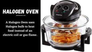 Halogen Oven