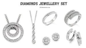 Diamonds Jewellery Set