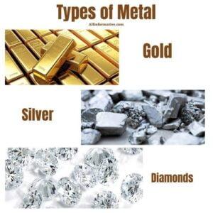 Types of Metal