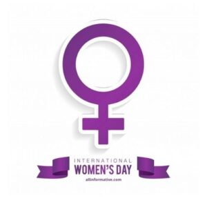 Women Day Symbols
