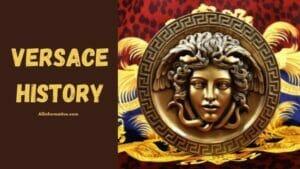 Versace History