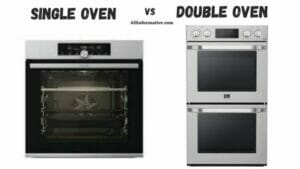 Single vs double ovens