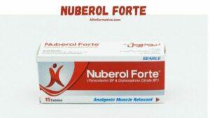 Nuberol Forte