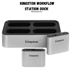 3. Kingston Workflow Station Dock