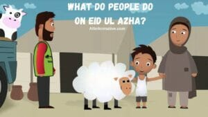 What Do People Do on this Eid