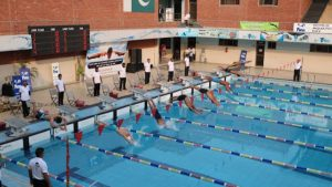 Swimming | Sports Day