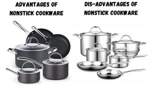 Advantages and Dis-Advantages of Nonstick Cookware